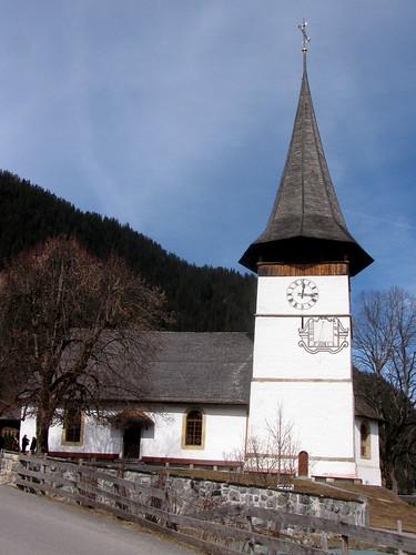 Kirche St Stephan