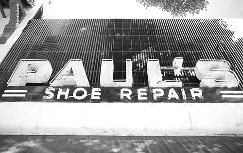 Berkeley Shoe Repair Shattuck