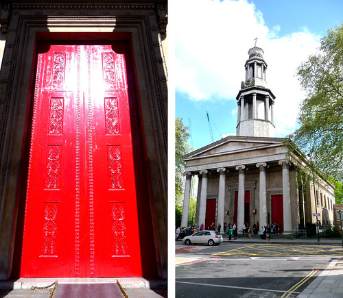 St. Pancras Parish Church, Euston Road | by gorgeoux