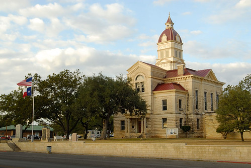 Bandera-County-Courthouse | by Gary Easter