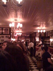 Bar at Minetta Tavern. Steak review coming soon | by killthebird