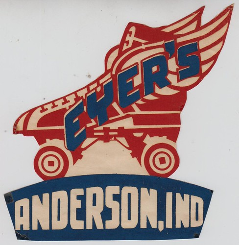 Eyer's - Anderson, Indiana | by The Cardboard America Archives