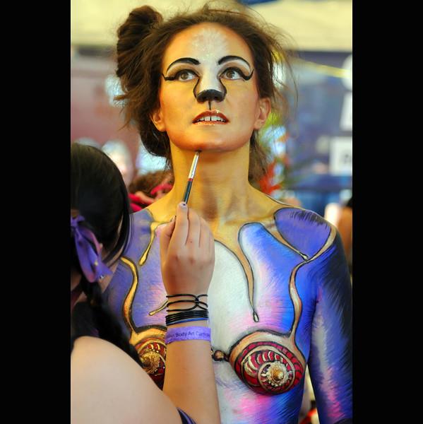 Australian Body Art Carnival
