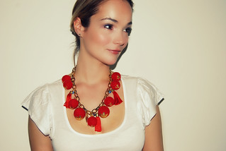 Rita Tribal necklace | by FlorDeCoco