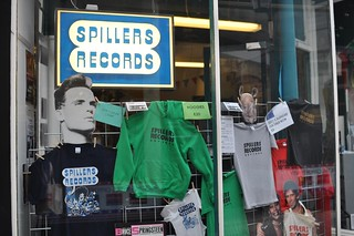 Spillers Records | by cosmicpluto