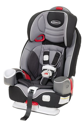 Graco Nautilus  In  Convertible Car Seat Instructions