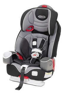Graco Nautilus  In  Car Seat  Pack