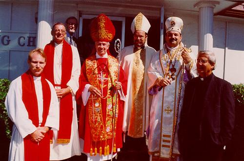 Reverend Father Louis Bernhardt Osa Celebration Photos