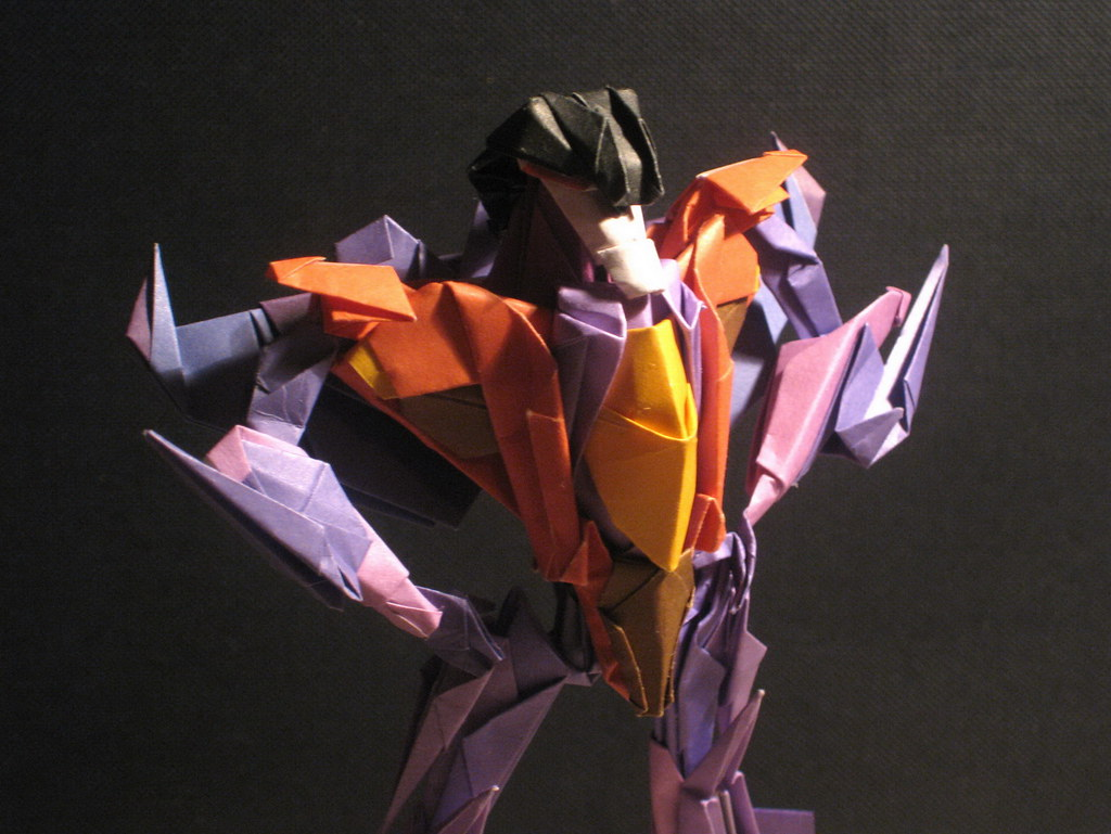 Origami transformers flickr jeuxipadfo Images