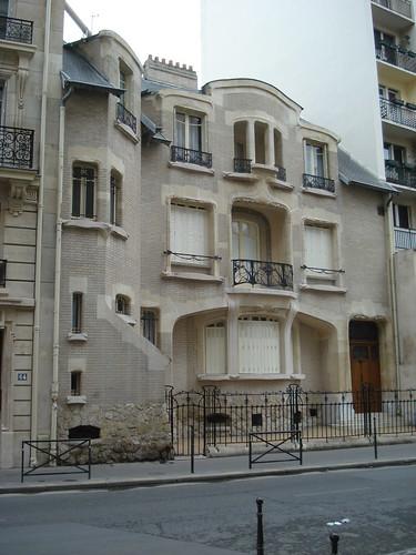 h tel mezzara paris h tel mezzara 60 rue la fontaine p flickr. Black Bedroom Furniture Sets. Home Design Ideas