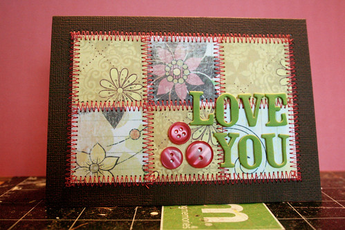 *Love You* card | by wonderfully complex