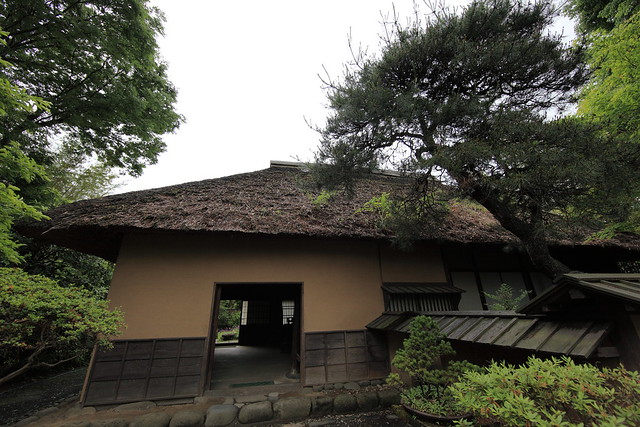 Japanese traditional style SAMURAI house / 武家屋敷(ぶけ やしき)