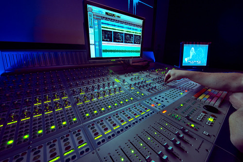 how to get a job in audio post production