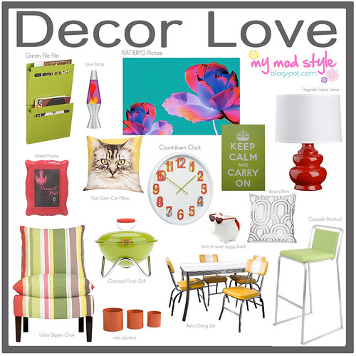 Decor Love - May 2010 | by Jessie {Creating Happy}