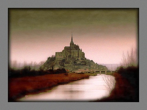 Le Mont St Michel | by kate053