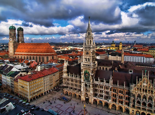Munich | by Steve Daggar
