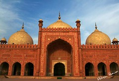 Badshahi mosque | by Mohsin Khawar-Facebook: Mohsin Khawar Photography