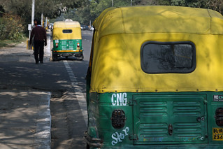 Auto ricskshaw in Delhi | by World Bank Photo Collection