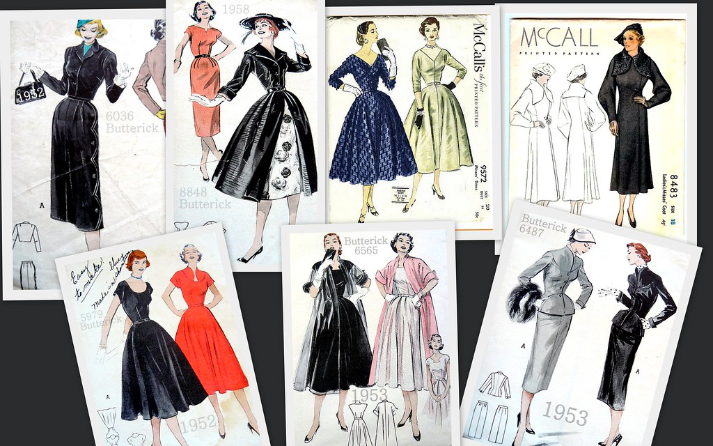 60's Vintage Sewing Patterns Look Carefully Pattern Num Flickr Custom 1950s Patterns