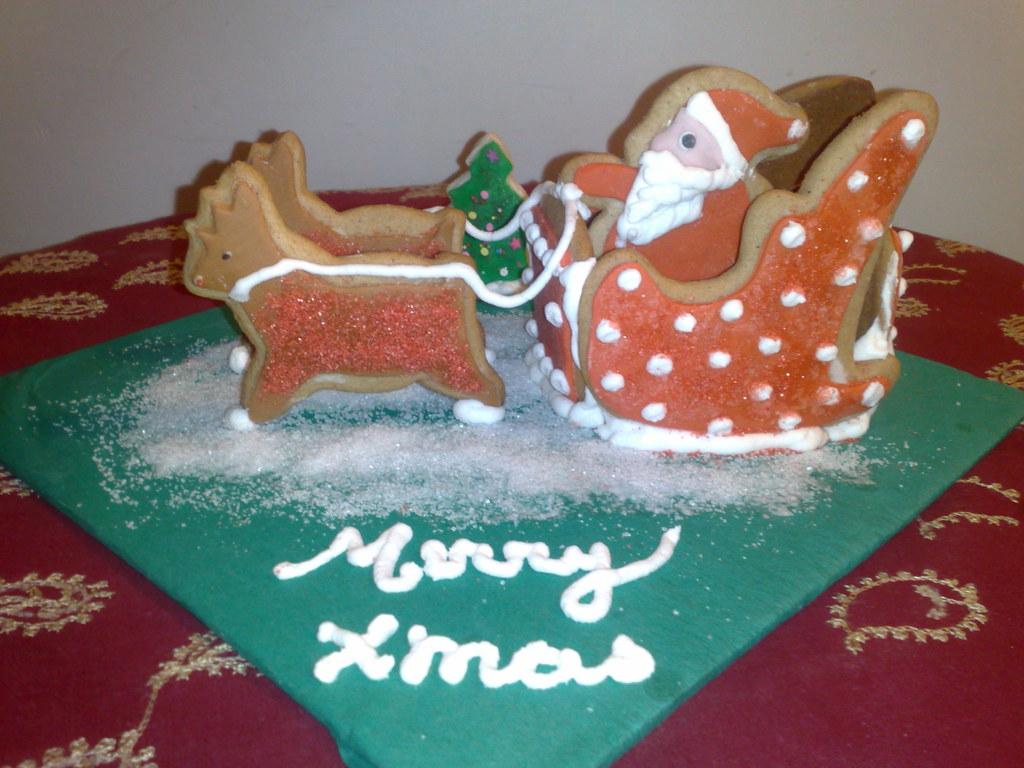 3d Christmas Cookies Ghada El Tally Flickr