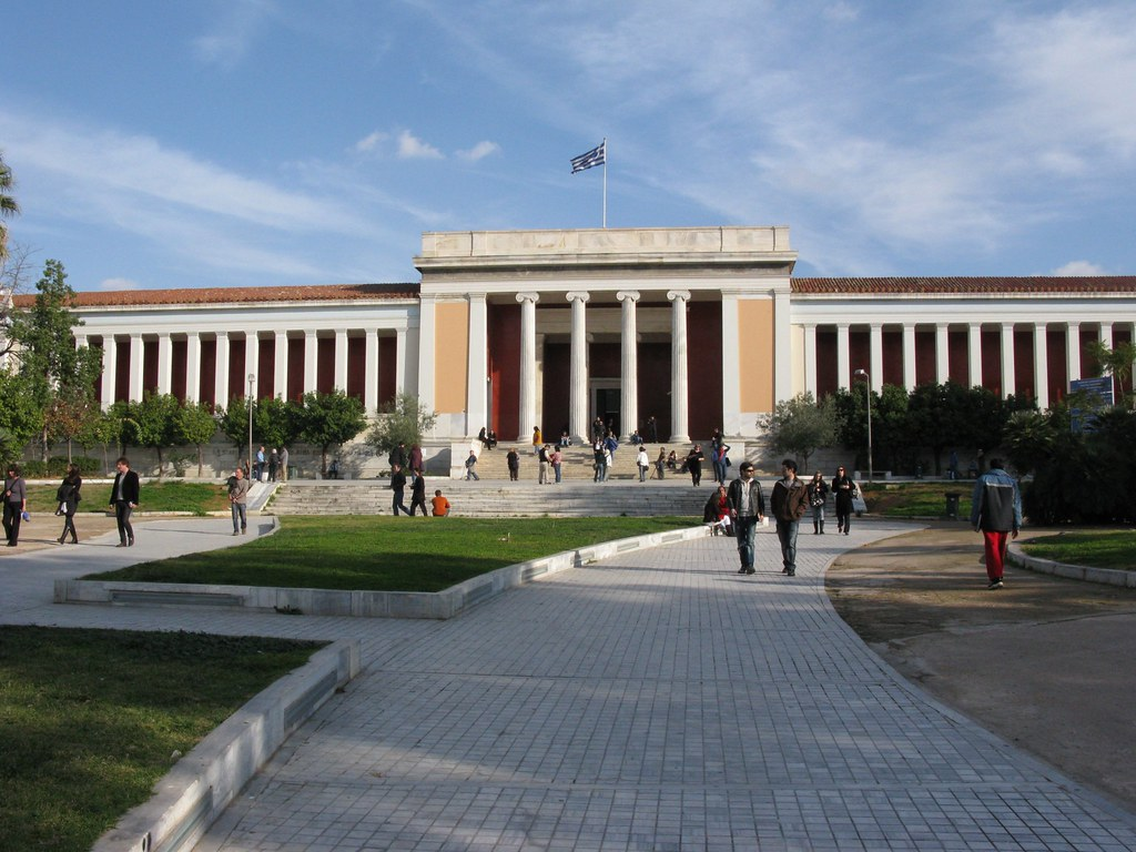 Image result for National Archaeology Museum athens