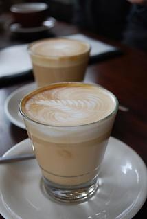 Caffe Latte Flourless Chocolate Cake Recipe