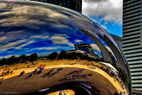 """Cloud Gate"" (revisited) 