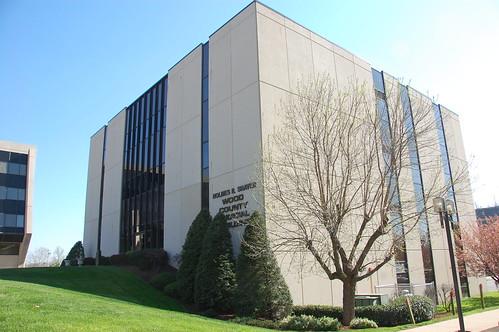 Wood County Judicial Building