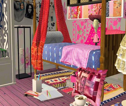 Beautiful Sims 3 Living Room Ideas Frieze - Living Room Designs ...