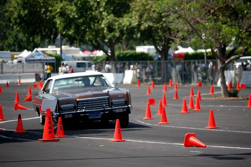 1973 Lincoln in the Autocross | by Brain Toad