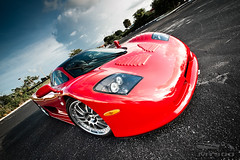 Mosler MT900 in Red & Black | by _uriah_