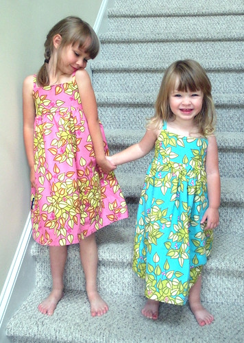 Flower Girl dresses 1 | by Sew Spoiled