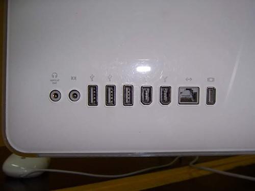 Imac G5 Ports Gadgets Forsale Flickr