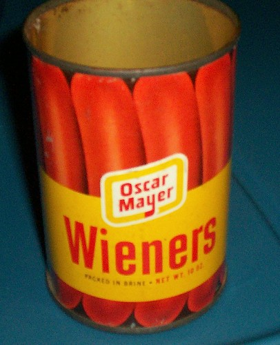 Oscar Mayer Wieners Can | by collectologist