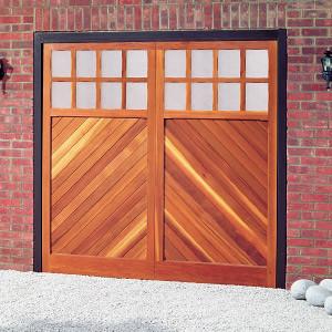 ... Cardale Bedford Chevron Timber Garage Doors Up u0026 Over (Retractable) | by & Cardale Bedford Chevron Timber Garage Doors Up u0026 Over (Ru2026 | Flickr