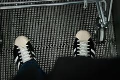 Adidas Pro Model Mens High Top Retro Shell Toe Shoes