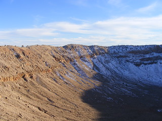 Meteor Crater | by CJ Isherwood