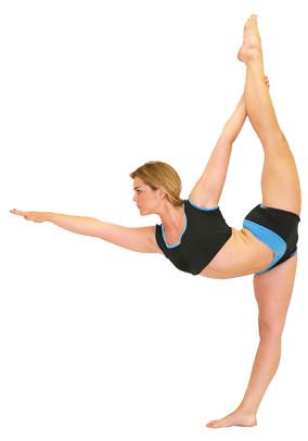 standing bow pose  bikram yoga  ilikegranola  flickr