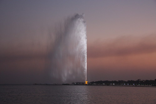 King Fahd's Fountain, Jeddah, KSA | by Mikko Rauhala