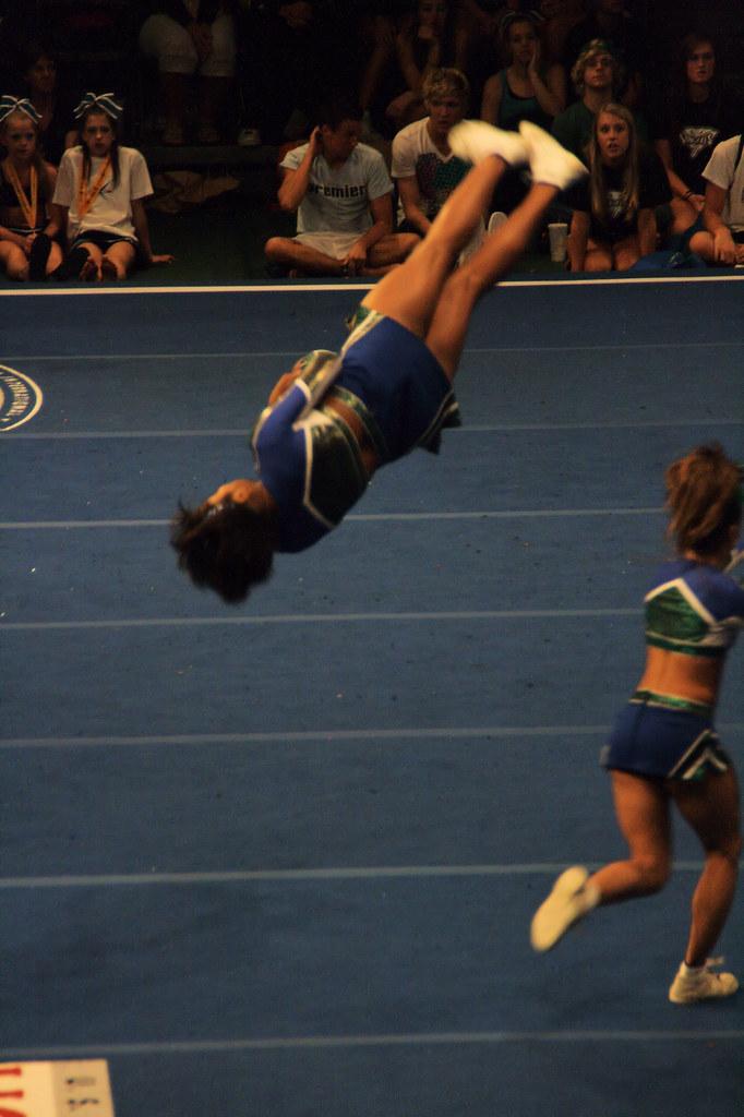 Cheerleading Worlds 2008
