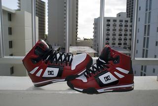 Dc Spartan Hi Rasta Shoes Ebay Uk