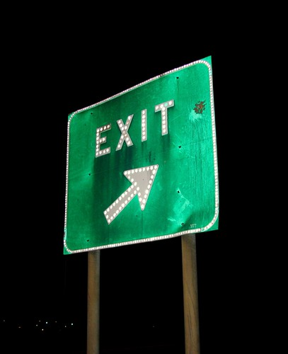 Exit at Poplar Bluff, MO | by Nanner Hogger