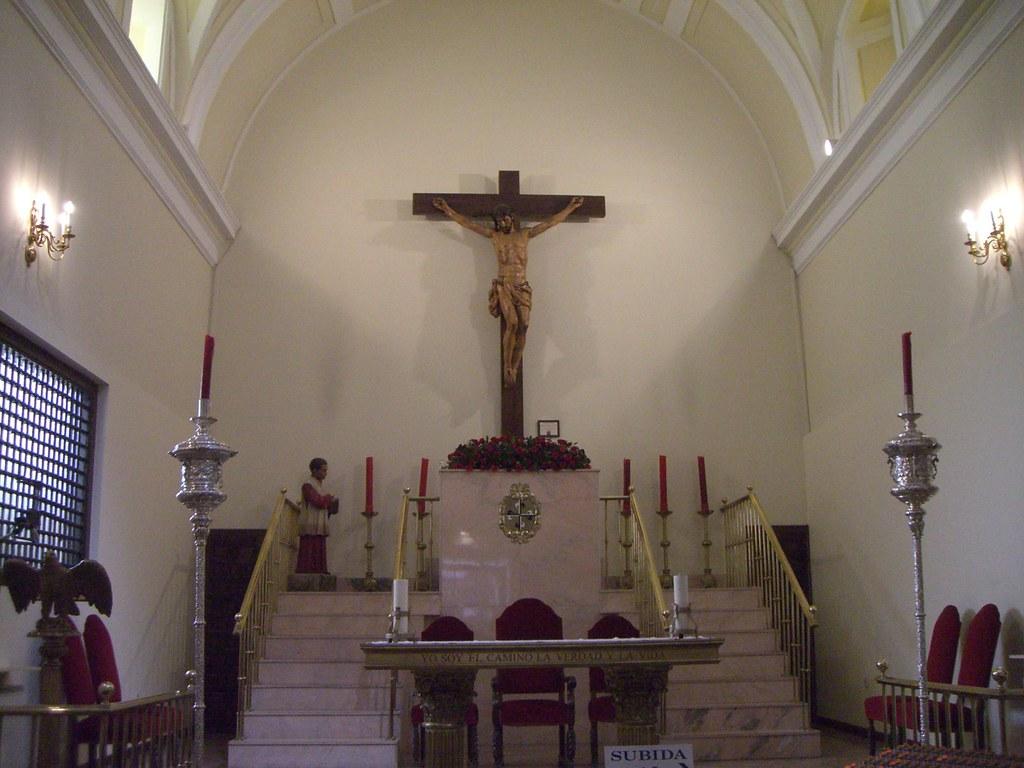 Resultado de imagen de santisimo cristo de la fe de madrid