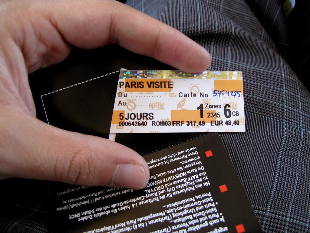 The Train Metro Bus Ticket Joacim Winqvist Flickr