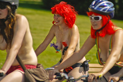 World Naked Bike Ride | by www.eileenseto.photography
