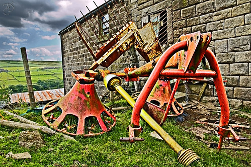 Weird Farm Equipment | by Andrew Dyer