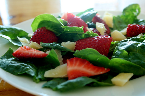 Strawberry Salad | by ccharmon