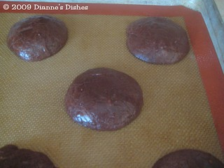 Gluten Free Chocolate Peanut Butter Cookies: Baked | by Dianne's Dishes