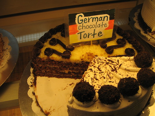 White Chocolate Torte Cake