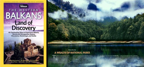 "My photo in "" National Geographic Traveler"" 